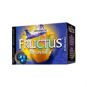 Fructus čaj borovnica