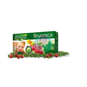 Fructus čaj brusnica