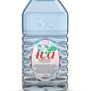 Iva voda 6l