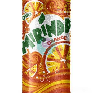 Mirinda Pomorandza 0.33l