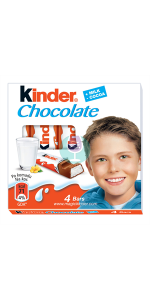 Kinder chocolate 50g