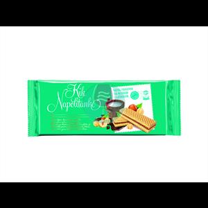 Napolitanka mleko lešnik 175g Kik Plus