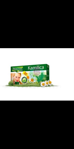 Fructus čaj kamilica