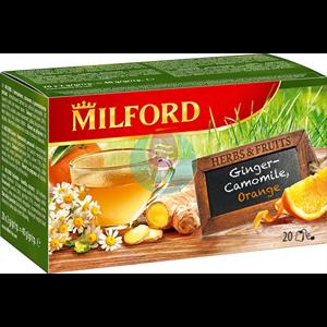 Milford čaj djumbir pomorandza