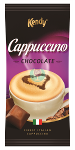 Cappuccino chocolate 180g Kendy