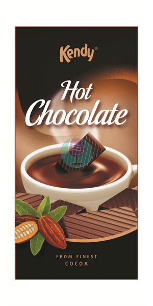 Topla čokolada 25g Kendy