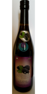 Kupina Vocno vino 0.75l