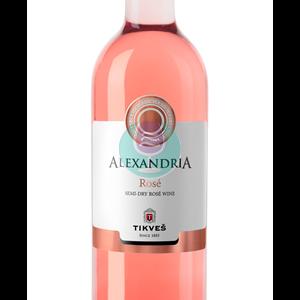 Alexandria Rose 0.75l Tikveš