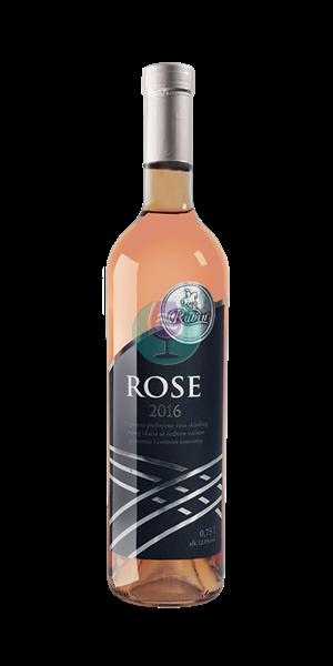Rose Vrhunsko 0.75l Rubin