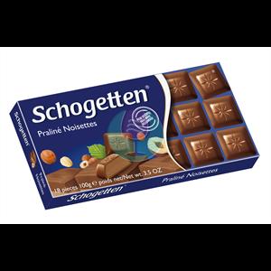 Schogetten noisette čokolada 100g