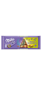 Whole nuts 270g Milka
