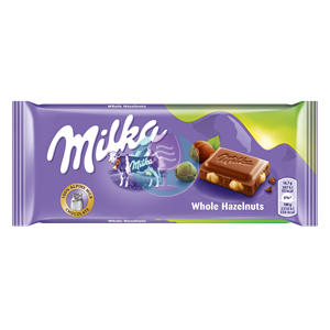 Whole nuts 100g Milka