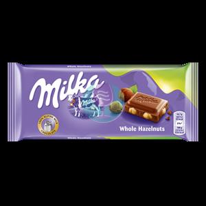 Whole nuts 100g Milka