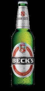 Beck's pivo 0.5l