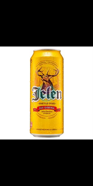 Jelen pivo 0.5l