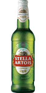 Stella artois pivo 0.33l