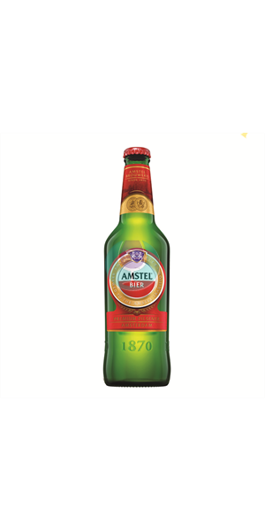 Amstel pivo 0.33l