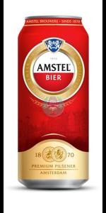 Amstel pivo 0.5L