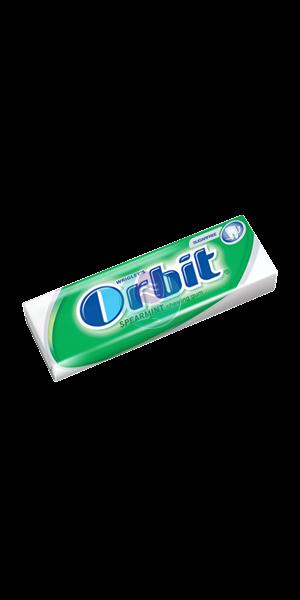 Spearmint žvake Orbit