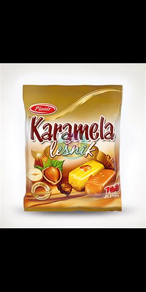Lesnik karamela 100g Pionir