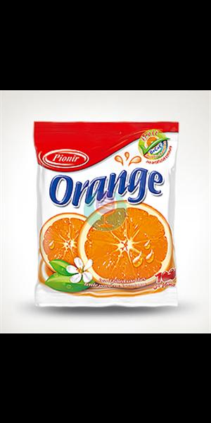 Orange bombone 100g Pionir