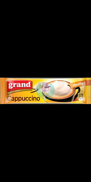 Grand cappuccino vanila 12.5g