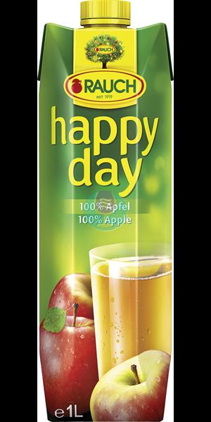 Happy day Jabuka 1l