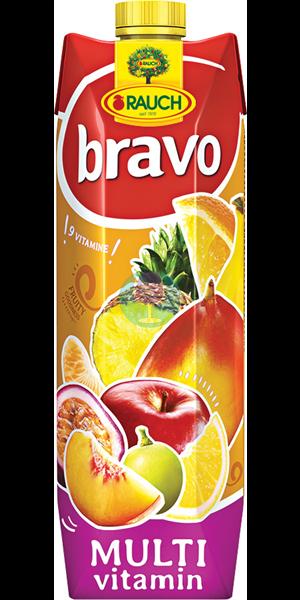 Bravo Multivitamin 1l