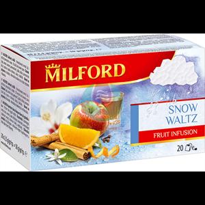 Milford čaj pomorandza rum