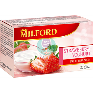 Milford čaj jagoda jogurt
