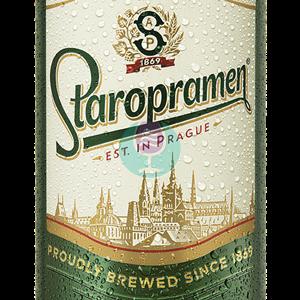 Staropramen pivo 0.5l