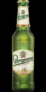 Staropramen pivo 0.33l