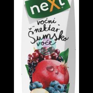 Next Sumsko voce 1l