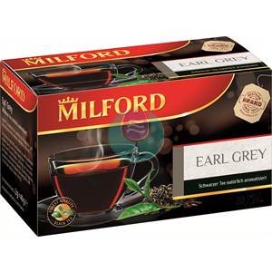 Milford čaj earl grey