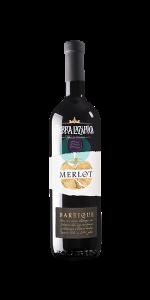 Terra Lazzarica Merlot 0.75l Rubin