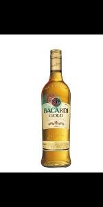 Bacardi Gold Rum 0.70l