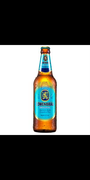 Lowenbrau pivo 0.5l