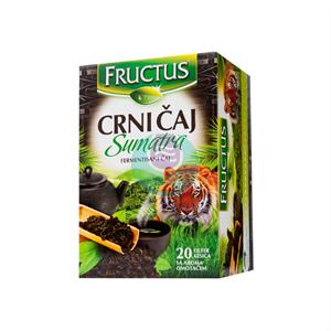 Fructus čaj crni