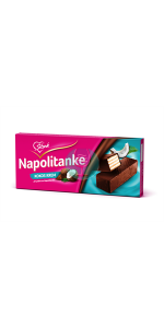 Napolitanka kokos 180g Štark
