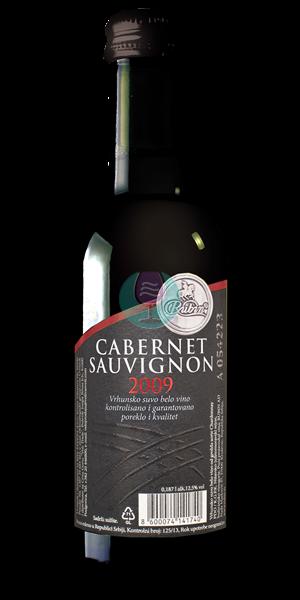 Cabernet 0.187l Rubin