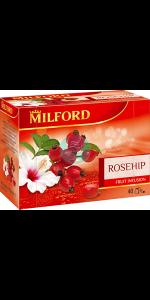 Milford čaj šipurak hibiskus