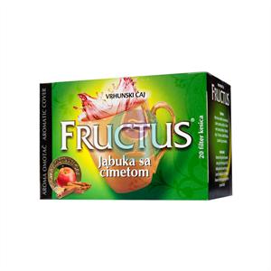 Fructus čaj jabuka sa cimetom
