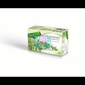 Fructus čaj rtanjski