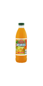 Platan sirup ananas 1l