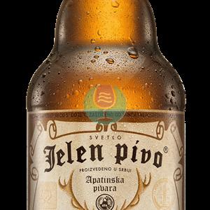 Jelen pivo retro 0.33l