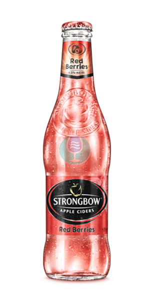 Strongbow red berries 0.33l