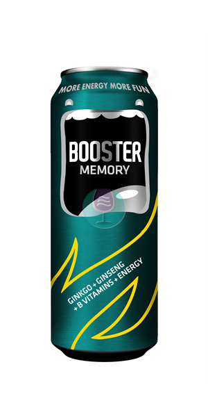 Booster Memory 0.5l